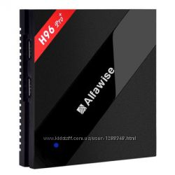 Android 7. 1. 2 H96 Pro TV Box - 3GB RAM  32GB ROM лучше MiBox 3