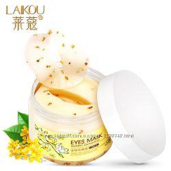 Круговые маски для глаз LAIKOU Golden Osmanthus Eye Mask, 80 шт