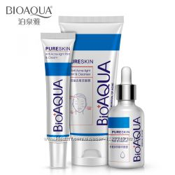 Комплект для проблемной кожи Анти-акне, BioAqua 3шт