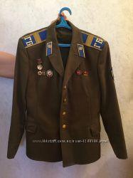 Китель воина кремлевского полка