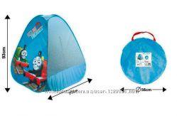 Палатки для карапузов Человек паук, Томас, Холодное сердце
