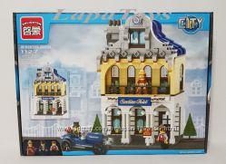 Конструктор Brick Гостиница