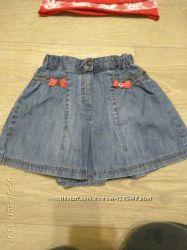 Юбка-шорты джинсовые Mexx