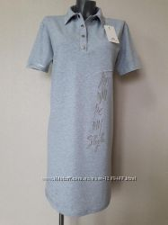 Новинка сезонаКрасивое, эффектное, модное, прогулочное платье-поло-рубашка
