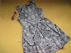 Стильное миленькое платье, ткань - имитация кружева