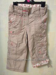 Разные штанишки для девочки