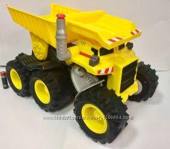Rocky the robot truck, Интерактивный Самосвал Рокки Matchbox от Mattel