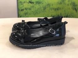 Кожаные туфли Armani для девочки