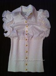 эффектная блузка, новая, фирма BEBE
