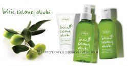 Ziaja серия Листья зеленой оливки для всех типов кожи