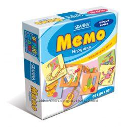 Мемо игрушки 10701 Granna в наличии