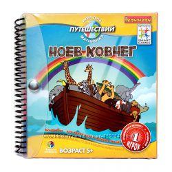 Дорожная магнитная игра Smart Games Ноев Ковчег SGT 240 UKR