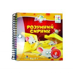 Дорожная магнитная игра Smart Games Умный сырник SGT 250 UKR