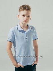 Футболка-поло для мальчика ТМ Смил 114594