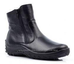 Распродажа. Кожаные зимние ботинки Тиранитос Tiranitos, р. 32, 33, 34