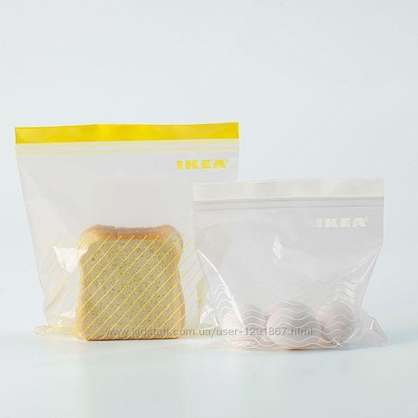 Пакеты для замораживания Ikea
