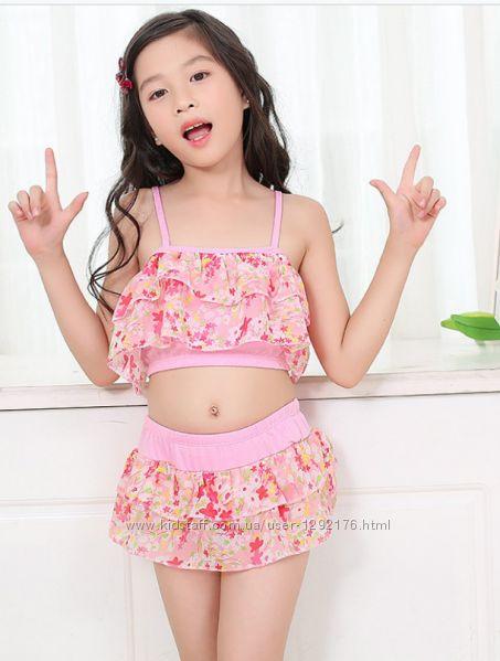 Купальник для девочки детский дитячий