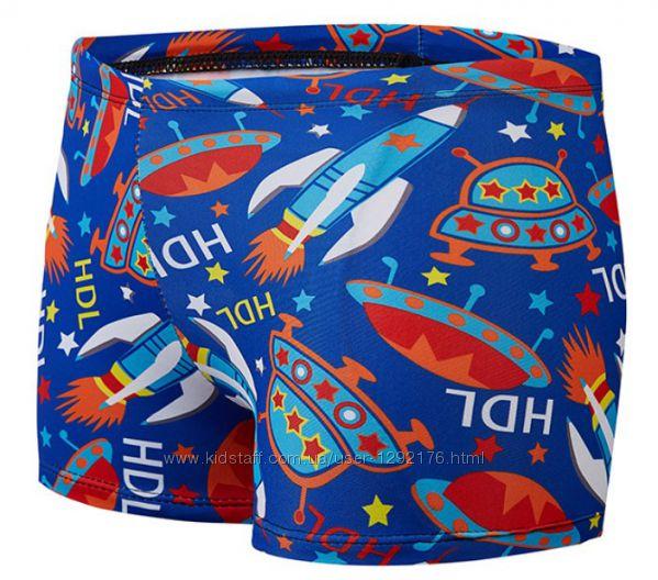 плавки детские купальник для мальчиков