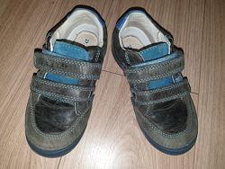 Кеды кроссовки мальчику 26р кожа D. D. Step