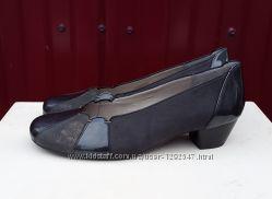 Кожаные туфли босоножки Ara 41 р. Оригинал