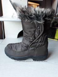 Зимние сапоги 37 размер