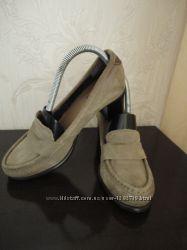 Женские туфли  Mexx размер 39, замша