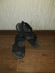 Geox сандалии, размер 39, стелька-25.5см