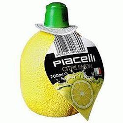 Piacelli Citrilemon  концентрированный лимонный сок, 200 мл. Италия