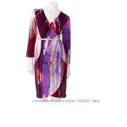 Красивое брендовое платье DANA BUCHMAN размер S новое