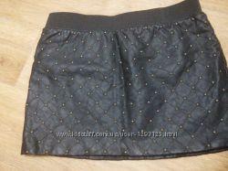 Модная юбочка из кож зама River Island