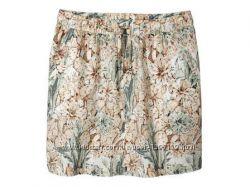 Женские льняные юбки Esmara. Новые. Есть замеры.