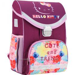 Рюкзак школьный каркасный Kite 529 Hello Kitty HK17-529S