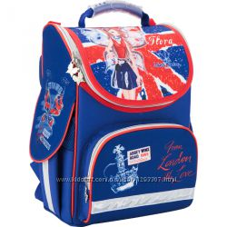Рюкзак школьный каркасный Kite 501 Winx fairy couture-2 W17-501S-2