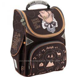 Рюкзак школьный каркасный GoPack 5001S-12 GO18-5001S-12