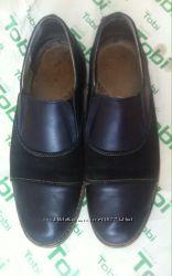 Кожаные туфли р. 37 Tobi.