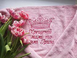 Полотенце для крестных