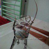 Игольница стульчик большой
