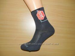 летние лечебные носки унисекс с ионами серебра Siltex, Чехия, jeans