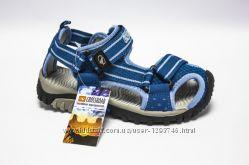 спортивные сандалии массажные CrossRoad, Чехия, лазурь