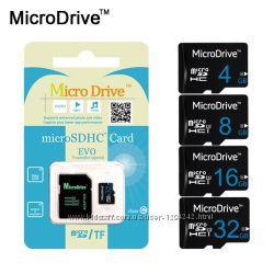 Карта памяти microSD на 8 GB адаптер