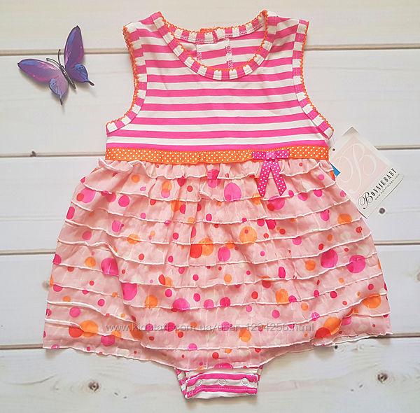 Платье-боди 24мес Bonnie Baby