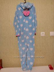 Флисовая пижама кигуруми disney 10-11 лет