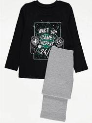 Пижама George 104-110-116 см 4-5-6 нижн. белье комплект
