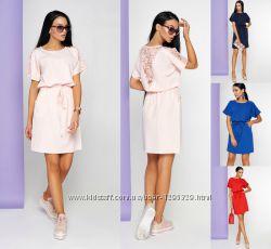 Платья в разных размерах, модельках и расцветках