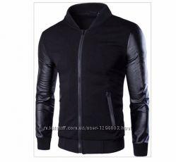 Куртка-бомбер кашемир