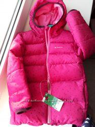 куртка демисизонная на девочку размер 5 T