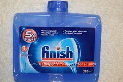 Средство для очистки  посудомойных машин Finish 250мл
