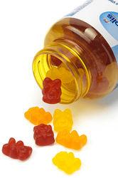 Жевательные мультивитамины для детей DAS Gesunde PLUS - Mivolis, 60 шт
