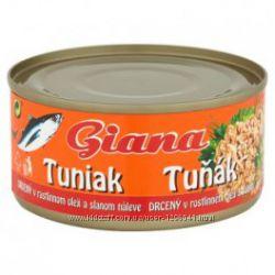Тунець Giana, 185 грам