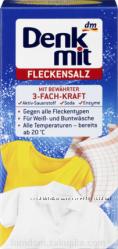Denkmit Fleckensalz - кислородный пятновыводитель с содой 500 г